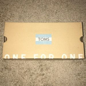 Toms Other - Brand new never been worn toms